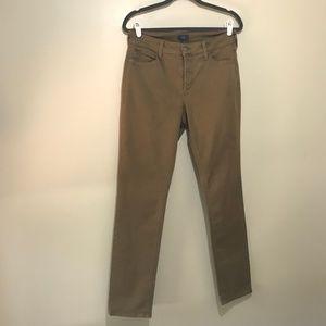 NYJD Lift & Tuck Technology Legging Jeans - Sz 10